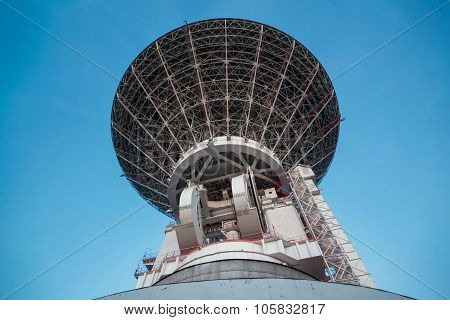 Radio Telescopes In Russia