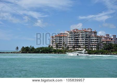 Luxury Waterfront Building