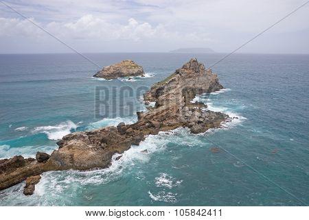 Castle Point, Guadeloupe, Pointe des Colibris