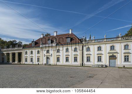 Braniecki Palace In Bialystok