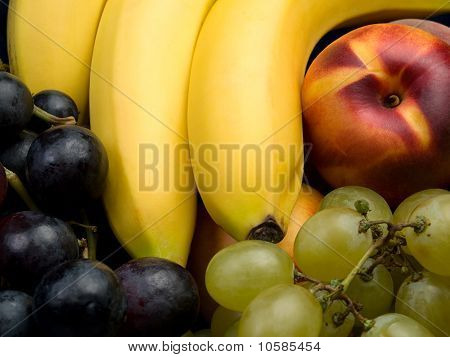 Fruit Mix Background