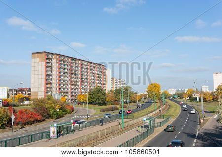 Building And Roads