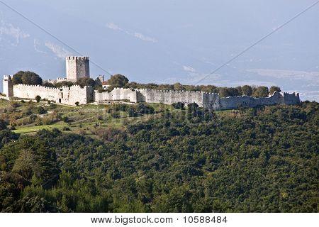 Castle Of Platamonas