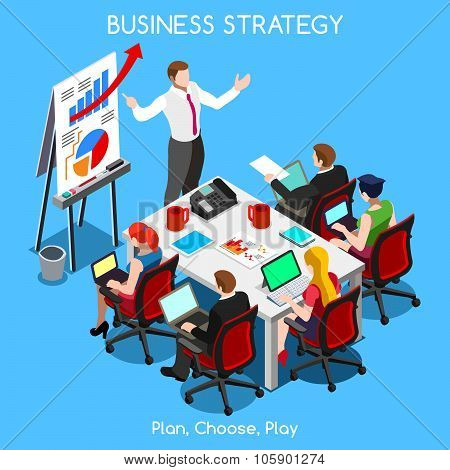 Business 07 People Isometric
