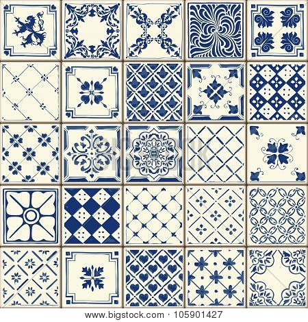 Traditional Ceramic 02 Vintage 2D