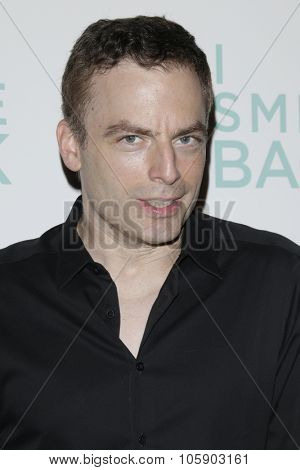 LOS ANGELES - OCT 21:  Justin Kirk at the