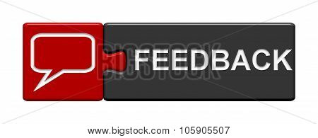Puzzle Button Feedback Red Gray