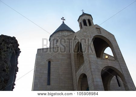 one of chruch in Baghdad