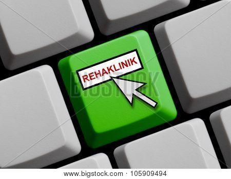 Rehabilitation Clinic Online German
