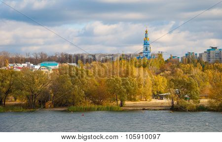 Autumn Ulyanovsk (Simbirsk)
