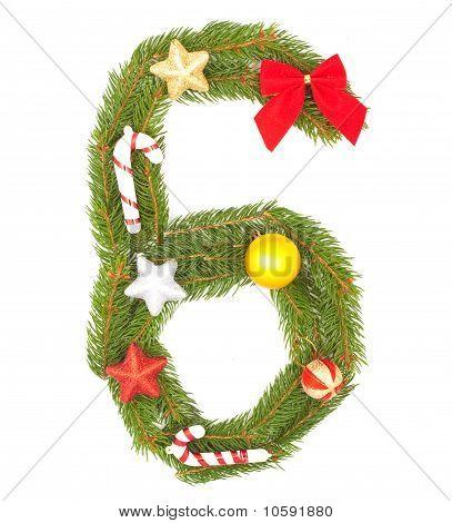 Alfabeto de Navidad