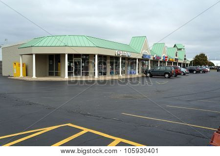 Strip Mall