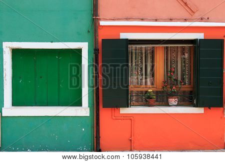 House And Home In Colour, Burano
