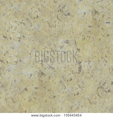 Yellow Ancient Sandstone with Brown Blotches.