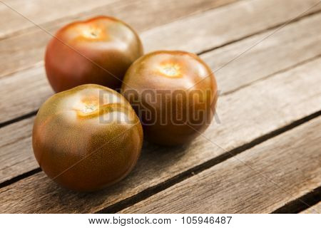 Kumato Or Brown Tomato