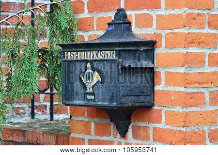 Old German Mailbox