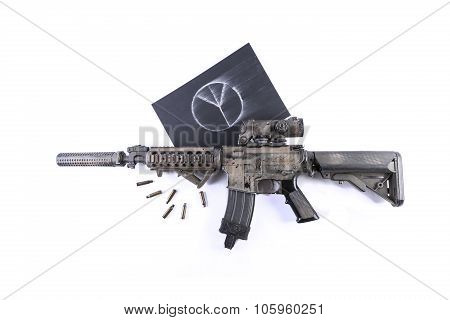 gun and pacific isolated