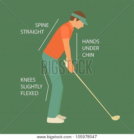 golf sport club
