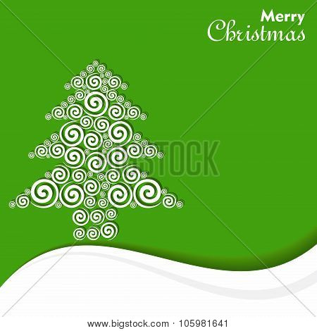 Christmas Celebration background stock vector