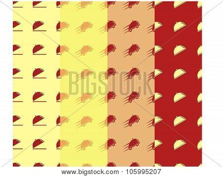 Menu pattern collection 1