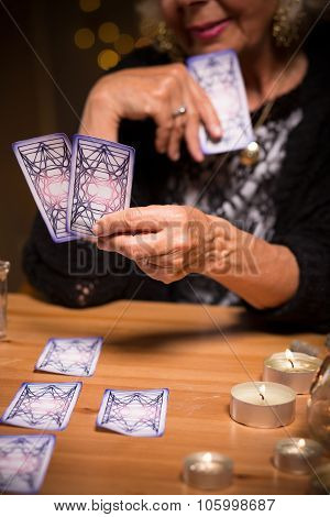 Reading Future From Tarot Cards