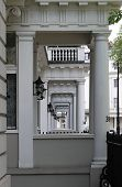 Townshouses in London