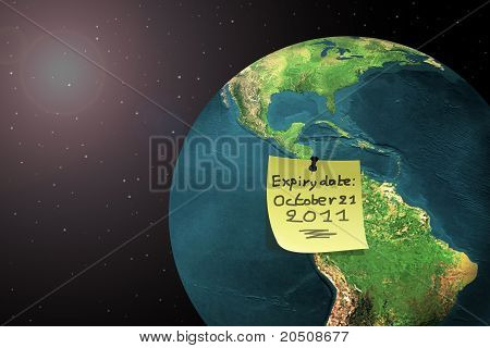 End Of The World 2011