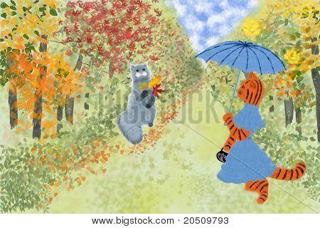 Autumnal Mood