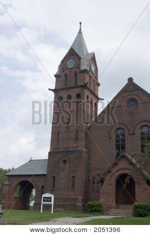 First Congregational Church St. Albans Vermont