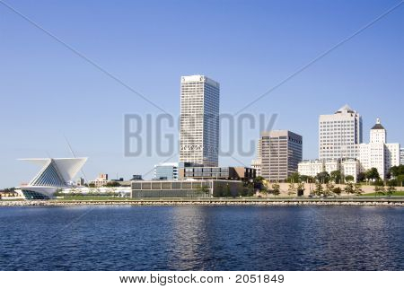 Skyline de Milwaukee