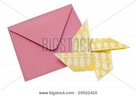 Fun Pinwheel Invitation For Wedding Or Party