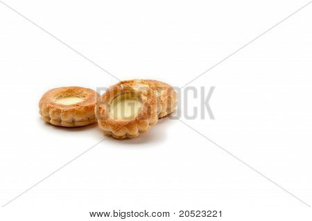 lemon filled biscuits