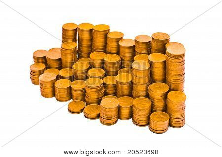 Schedule Consisting Of Coins