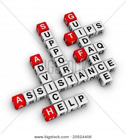 Ayuda y soporte técnico