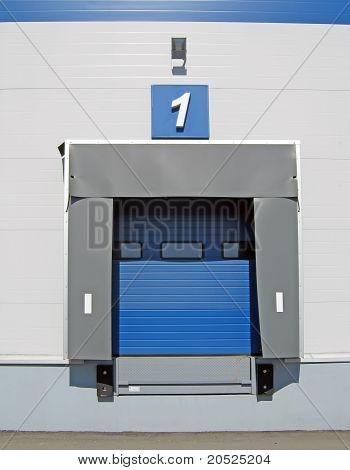 Truck Discharge Terminal