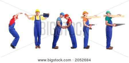 Construction Staff