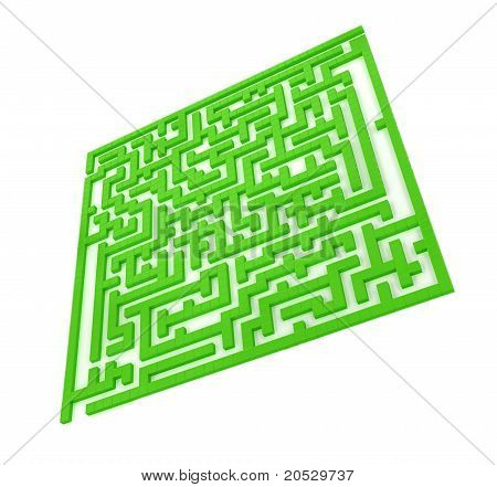 The Green Maze