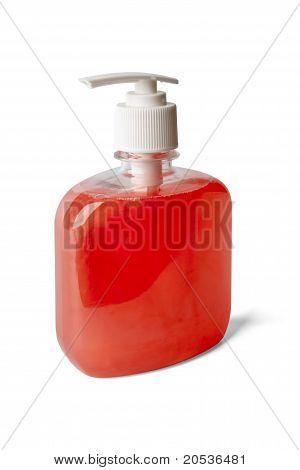 Bottle Of Pearl - Reddish Liquid Soap