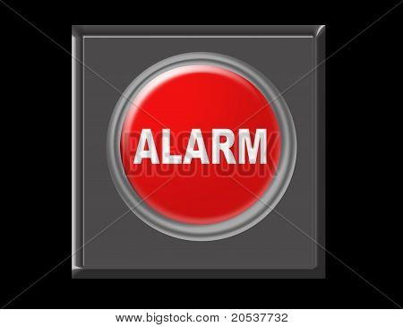 Red Alarm Illustration