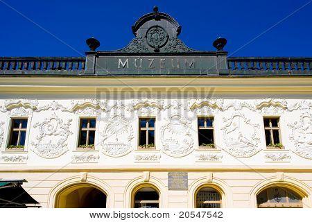 museum, Spisska Nova Ves, Slovakia