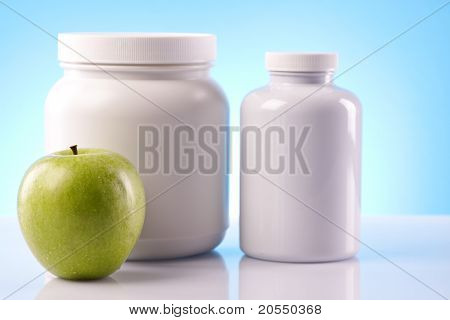 Fitness and sport supplements