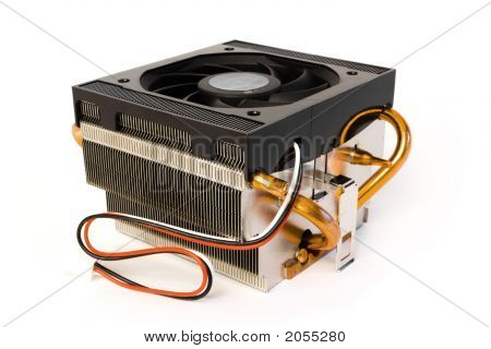 Disipador térmico de procesador