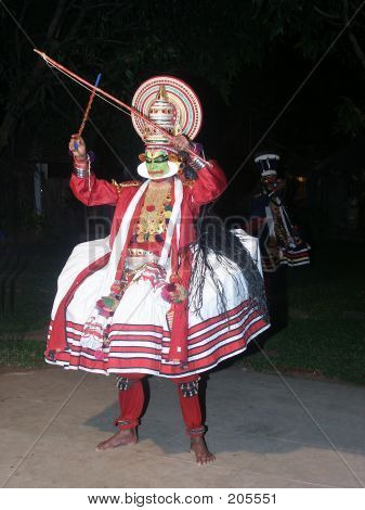 Hindi Dancer