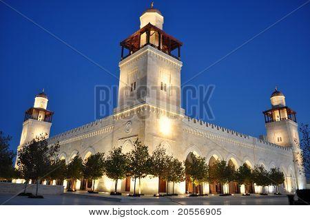 Moschee in Jordanien
