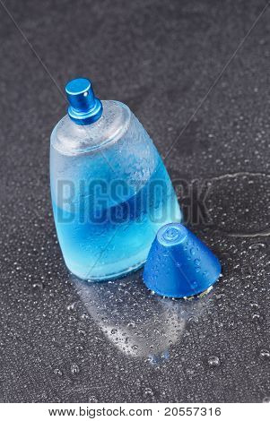 Blue Scented Cologne Spray