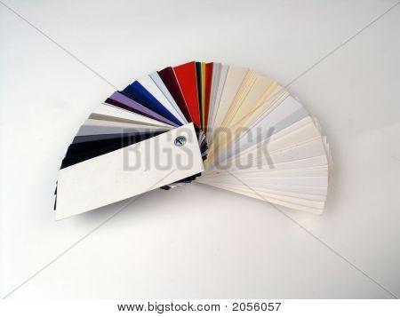 Muestras de papel en blanco filosófico