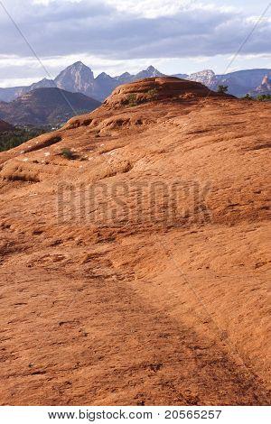 Red Rocks Of Arizona