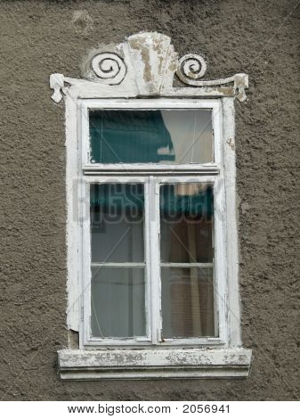 Strange, Old Window