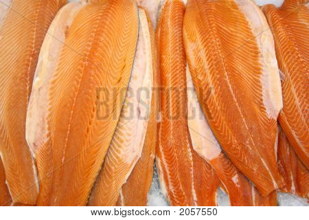 Filleted Fish