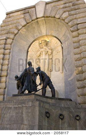 War Memorial Angel